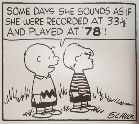 Charlie Brown on record collecting: The very best Peanuts