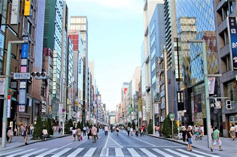 Ginza : 10 Best Things to Do in 2019 - Japan Web Magazine
