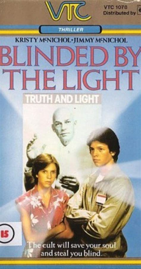 Blinded by the Light (TV Movie 1980) - IMDb