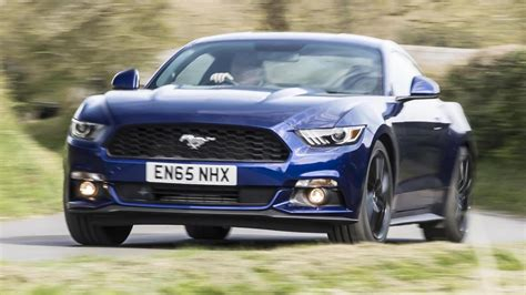 Review: the four-cylinder Ford Mustang Ecoboost (2015-2017