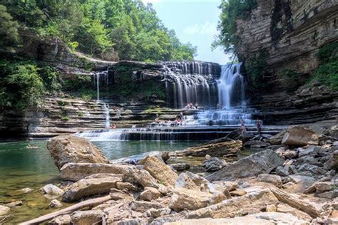 Cookeville Tennessee is located within minutes of three of