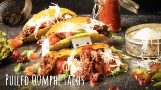 Oumph! Epic Veggie Eating   Pulled Oumph! Tacos - Oumph