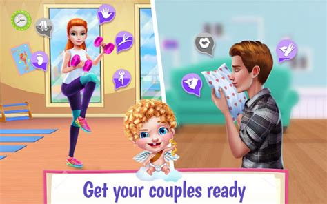 First Love Kiss - Cupid's Romance Mission Apk by Coco Play