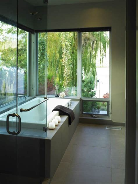 35 Ideas Of Outdoor Bathrooms That Go Into The Wild- Part 1