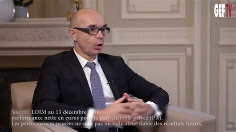 Vincent Archimbaud & Thierry Béchu - Lombard Odier IM