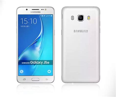 Samsung Galaxy J5 (2016) Officially Launched in the