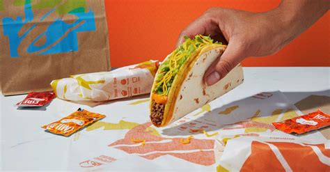 Taco Bell's Cravings Value Menu Is Undergoing a Major Glow