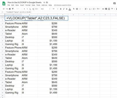 How to Use Google Sheets to Reference Data From Another Sheet