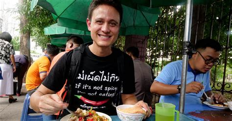 Marks Wiens dishes on life, street food and his new