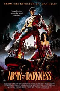 Army of Darkness (1992) in Hindi Dubbed Download | 720p HD