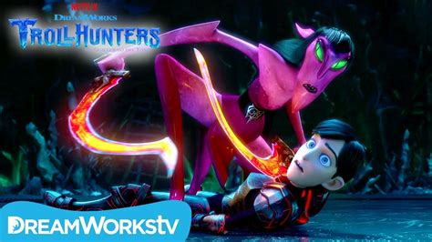 Escape from the Darklands   TROLLHUNTERS - YouTube