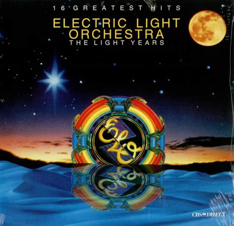Electric Light Orchestra The Light Years - sealed Canadian