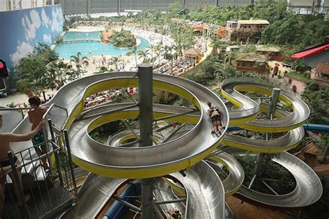 Wet and Wild: 15 Of The World's Best Waterparks