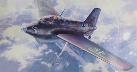 BAT OUT OF HELL: The Me-163 Komet, by Don Hollway