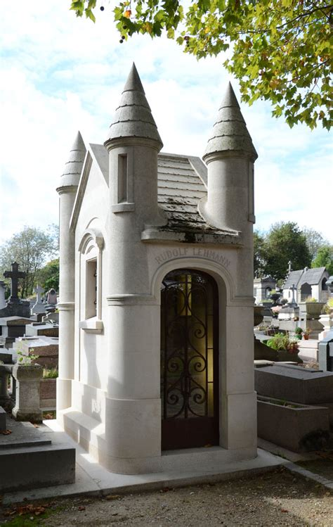 Getting Out of Your Furnished Rut - Mausoleums
