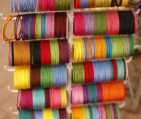 Special Colorful Eid Bangles For Girls - XciteFun