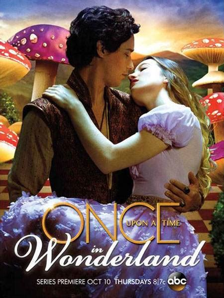 Once Upon a Time in Wonderland (2013 series)   Cinemorgue