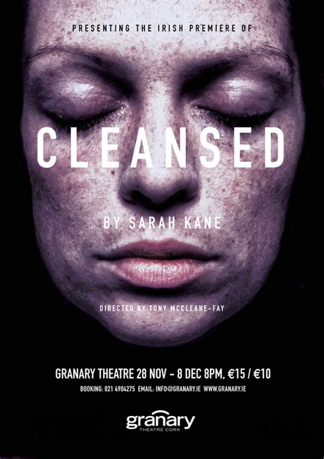 Sarah Kane's Cleansed: When Schools Become Prisons