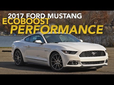 ford mustang 2 3 ecoboost fastback automatic 2018 review
