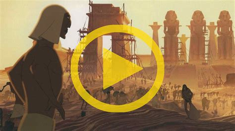 The Prince of Egypt (1998) - Official HD Trailer