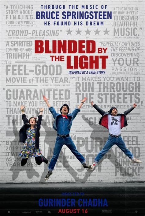 Blinded by the Light Movie Poster (#3 of 4) - IMP Awards