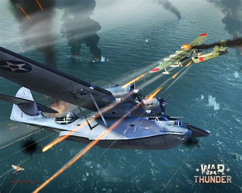 [Historical] Flying Boats of WW2 - News - War Thunder