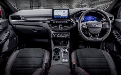 2020 Ford Kuga Plug-in Hybrid review