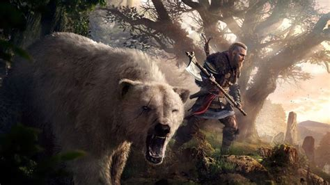 Assassin's Creed Valhalla Animals - What animals will be
