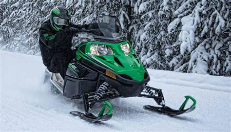 2015 Arctic Cat Snowmobile Lineup Preview - Snowmobile