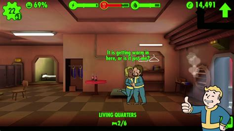 The new Fallout mobile game, Fallout Shelter, is available