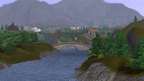 Neverglade, a Sims 3 world in the making