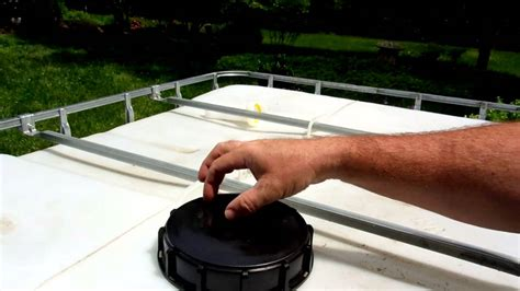 IBC Tote Overview - For use with Rain Barrel Water