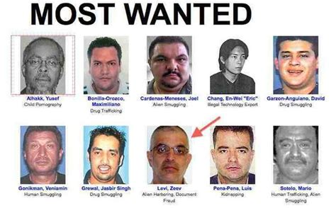 Former Agriprocessors Supervisor Among Top 10 Most Wanted
