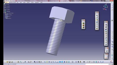 Catia V5 Powerful Tricks Collection #116|How to Create