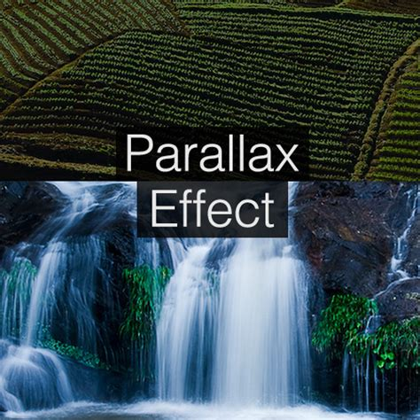 How to create a parallax scrolling website using Skrollr